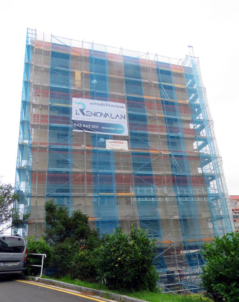Renovalan Rehabilitación Orkolaga 4, Zarautz