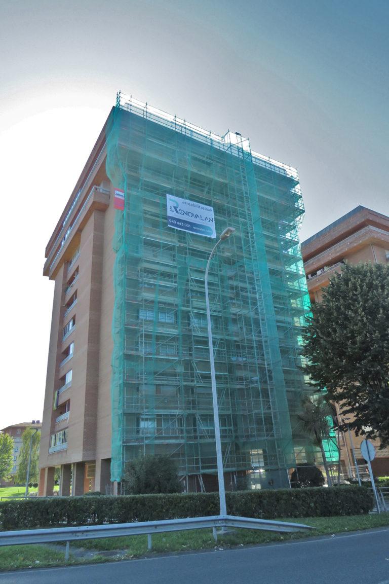 Renovalan Rehabilitación Alai 5, Zumaia