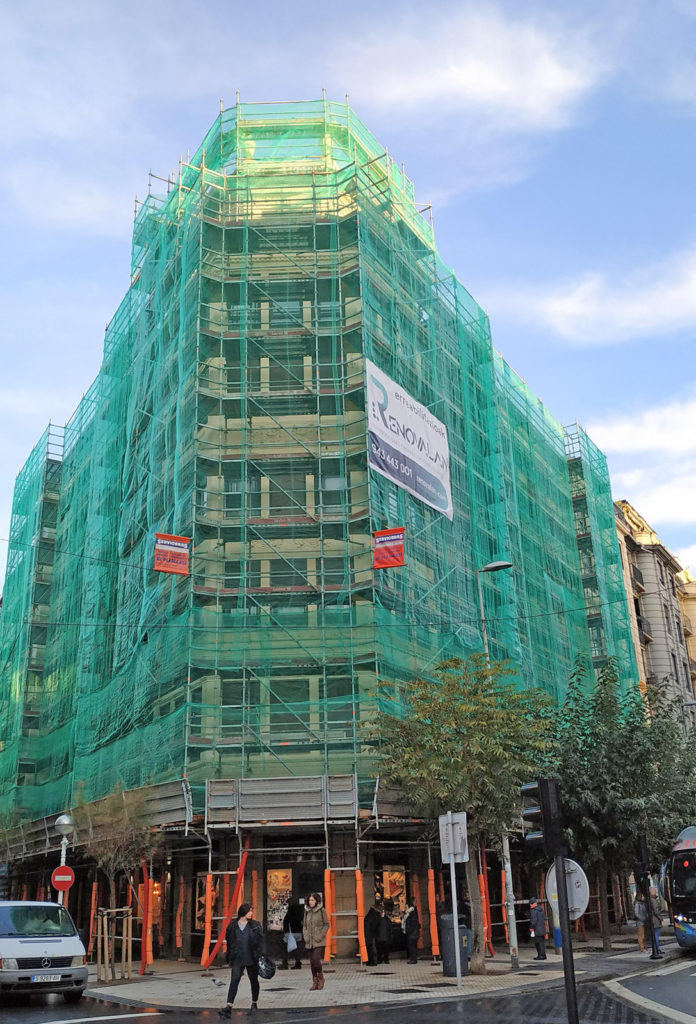 Renovalan Rehabilitación Pena y Goni 15, Donostia